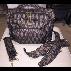 JuJuBe Versailles Diaper Bag